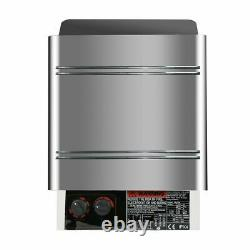 USA Sauna Heater Stove Dry Sauna Stove Stainless Steel 9KW 240V Internal Control