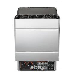 VEVOR 3KW Sauna Stove 240V Dry Sauna Heater Stove Internal Control Home Spa