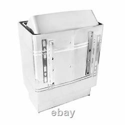 ZZP Electric Sauna Heater Stove 6KW 240V Sauna Heater Stove Stainless Steel D