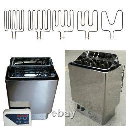 1000w-3000w Élément De Chauffage Pour Sca Sauna Heater Spas Sauna Stove Hot Tube