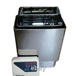 2 Packs Fast Warming Sauna Heater Spas Sauna Stove Unit Heating Element Pour Sca