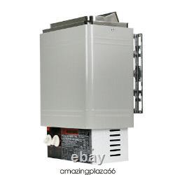 2kw 120v Sauna Heater Stove Dry Sauna Stove Contrôleur Interne En Acier Inoxydable