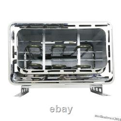 2kw 120v Sauna Heater Stove Dry Steam Shower Bath Internal Controller Accueil Spa