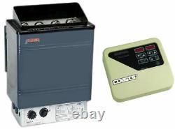 3/4/6/8/9kw Amazon Sauna Heater Stove For Home Dry Sauna Room Bath Shower Spa