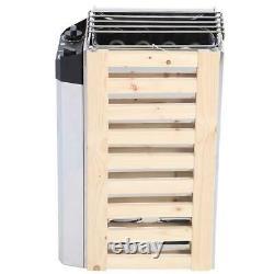 3kw Type De Contrôle Interne En Acier Inoxydable Sauna Poele Chauffage Outil