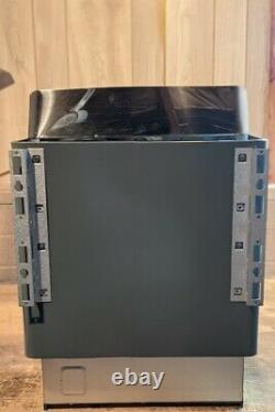 4.5kw Sauna Spa Heater Poêle Humide Et Sèche Contrôles Traditionnels De Vapeur Roches En Acier