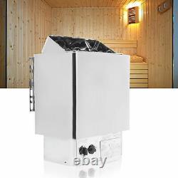 4.5kwith9.5kw En Acier Inoxydable Sauna Poele Etuve Salle De Bains Spa 220-380v