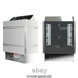 6kw 240v Sauna Heater Stove Sauna Stove Commercial/home Spa Internal Control USA