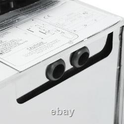 6kw Contrôle Interne En Acier Inoxydable Sauna Poele B Chambre Pour Etuve