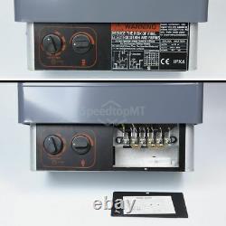 6kw Électrique Sauna Chauffage Poêle À Sec Humide De Contrôle Externe En Aluminium Spa Peinture Nouveau