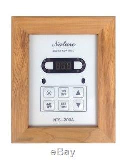 6kw, Réchauffeur De Sauna, Poêle De Sauna, Sauna Rock, Contrôle Numérique, Livraison Gratuite