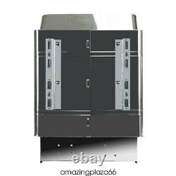 6kw Sauna Heater Stove Dry Sauna Stove Spa Contrôleur Interne En Acier Inoxydable
