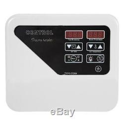 6kwith9kw Sauna Chauffage Loquet De Protection Stove Affichage Numérique Con4 Controller