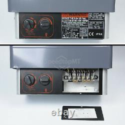 8kw Electric Sauna Heater Stove Wet Dry Aluminum Paint Internal Control Spa (en)