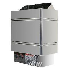 9kw 240v Sauna Heater Stove Dry Sauna Stove Stainless Steel Internal Control États-unis