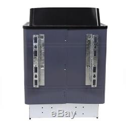 9kw 300 ° Structure Plus Ferme Sauna Spa Chauffage Poêle Numérique Intégré Con4 Controller