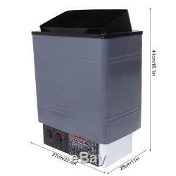 9kw Sauna Chauffage, Sauna Poêle, Protection Haute Température, Numérique Con4 Controller