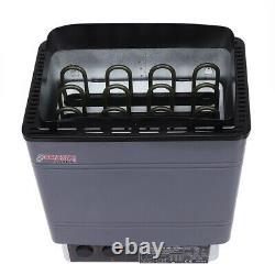 9kw Sauna Heater Stove Digital Con4 Controller Avec Protection Contre Les Températures Élevées