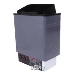 9kw Sauna Poele Avec Haute Température Protection Numérique Con4 Controller