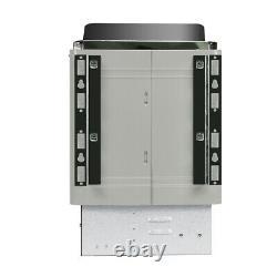 Ce 2kw Electric Sauna Heater Stove Wet Dry Aluminum Paint Internal Control Spa