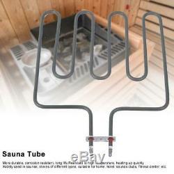 Chauffage En Acier Inoxydable Sauna Spa Sauna Chauffage Poêle À Chaud Tube Sca 2000w