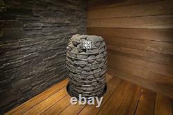 Chauffage Et Contrôleur De Sauna Électrique Par Huum, Poêle De Sauna De Conception Scandinave