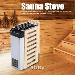 Chauffage Sauna Chauffage Interne Type Chauffage De Poêle Sauna En Acier Inoxydable