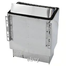 Commercial Stainless Steel Sauna Heater Stove 6kw 220v Sauna Stove Spa Interne