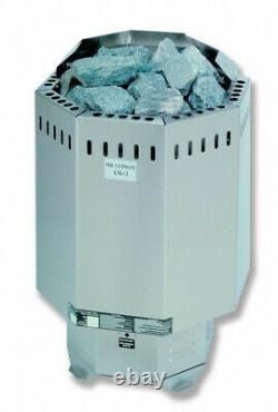 Nouveau Saunacore Heater Commercial Ultimate C6 Poêle Ssb 10,5kw Sauna Heater