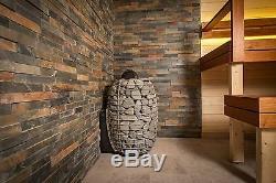 Poêle À Bois Pour Sauna, Poêle Design Pour Sauna À Vapeur Huum Hive Jusqu'à 17 Kw