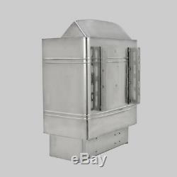 Poêle De Chauffage De Sauna 9kw 220v Avec Contrôleur Numérique