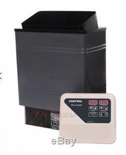 Poêle De Chauffage Électrique Ai / Sauna Électrique À Contrôle Externe 220v 3 Kw