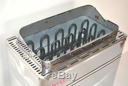 Poêle Électrique Con5 Avec Contrôle De Sauna De Turku 4.5kw 240v D'acier Inoxydable