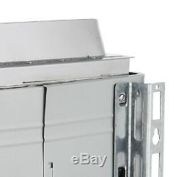 Poêle Poêle Contrôle Interne Et Externe Sauna Wet & Dry