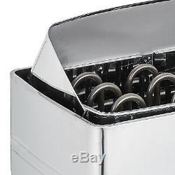 Poignées De Contrôle Interne Pour Spa Avec Cuisinière Chauffante Pour Sauna Et Zones Sèches 6kw Haute Efficacité
