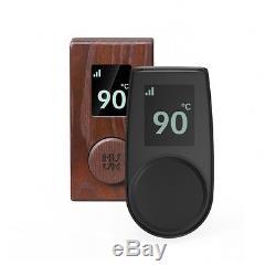 Réchauffeur De Sauna Électrique De 6 Kw + Commande Uku App, Cuisinière Design Pour Sauna À Vapeur, Humide Et Sec
