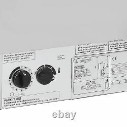Sauna Électrique Poêle À Vapeur En Acier Inoxydable Chauffe 4,5 9 Kw Contrôle Interne
