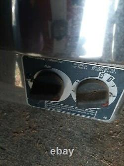 Sauna Heater Stove 8kw Dry Steamist Sauna Stainless Steel New Old Stock