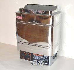 Set 6kw 240v Poêle Con5 Contrôleur + Sauna