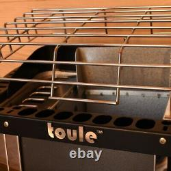 Toule 6 Kw Etl Wet Dry Heater Stove For Spa Sauna Room With Wall Controller